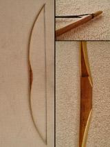 Деревянный лук