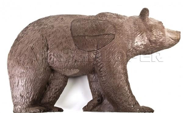 """3D-мишень """"Медведь"""""""