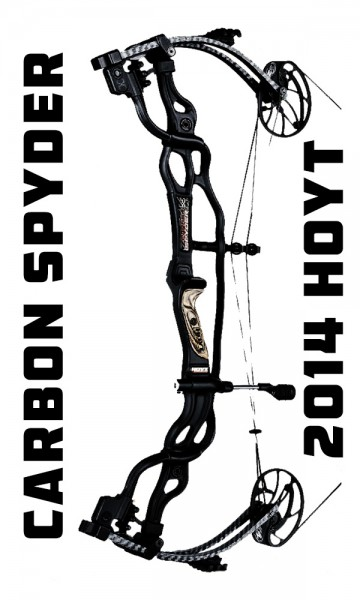 Лук блочный Hoyt Carbon Spyder PKG