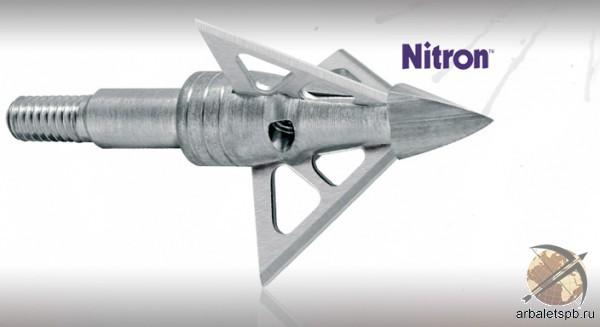 Наконечник NAP Nitron 125gr (3 шт)